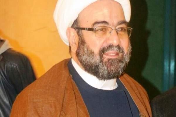 الشيخ شريفة :على الجميع التنازل من اجل مصلحة الوطن الامنية والاقتصادية والسياسية