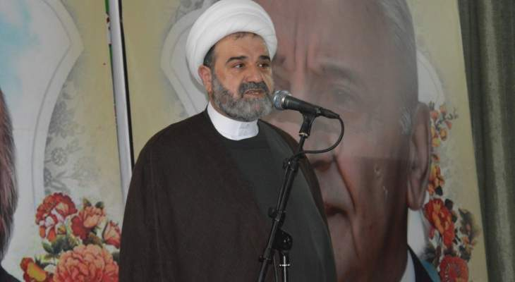 المفتي عبد الله: للتنبه الى تجار الدين والمحافظة على الوحدة الوطنية