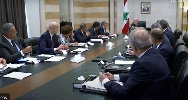 اللجنة الوزارية انجزت مشروع البيان الوزاري ومجلس الوزراء سينعقد غدًا