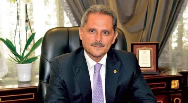 سمير حمود: يجب ان يكون هناك رؤية جديد بحكومة جديدة لان الحمل ثقيل