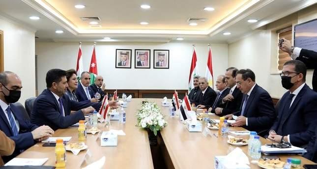 الاناضول: بدء اجتماعات مغلقة لوزراء طاقة الأردن ومصر وسوريا ولبنان في عمان لبحث تزويد لبنان بالكهرباء