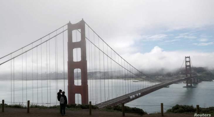 فرض حظر تجوّل في مدينة سان فرانسيسكو بسبب ارتفاع اصابات كورونا