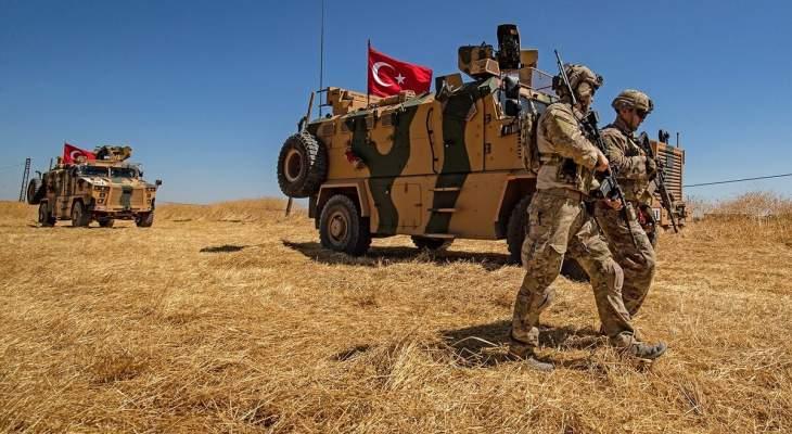 """الجيش التركي فكك 988 قنبلة و442 لغما في منطقة """"نبع السلام"""""""