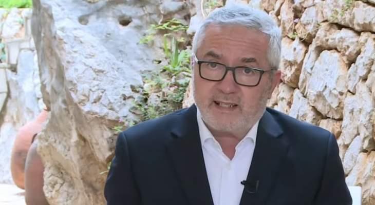 أبي اللمع: استمرار الوضع على ما هو عليه بتحقيقات انفجار المرفأ يحتم اللجوء للجنة تقصي حقائق دولية