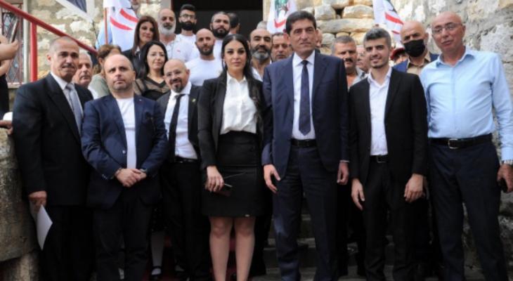 """إسحق: """"القوات"""" ستكون دائما رأس حربة لتحرير القرار اللبناني من مجموعة الارتهان والفساد"""