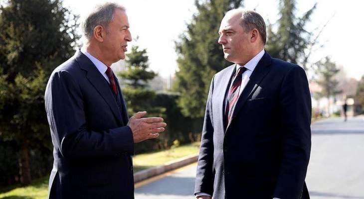 وزير الدفاع البريطاني: المسيّرات التركية غيّرت قواعد اللعبة بالمنطقة