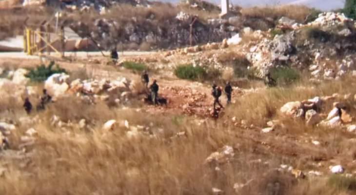الجيش الإسرائيلي اطلق قنبلة دخانية باتجاه راع في محلة بركة النقار