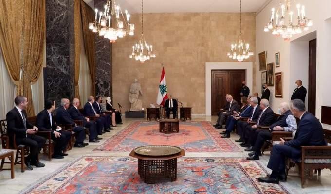 كتلة المستقبل سمّت الحريري لتشكيل الحكومة
