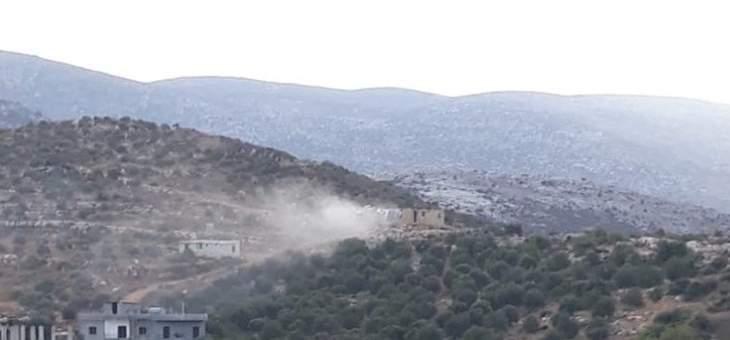الحدث: قوى الأمن تمكنت من اعتقال اثنين من المسلحين في وادي خالد