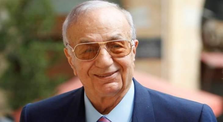 المر: نوجه تحية للبنانيين الذين قالوا لنا انتم هنا لتبدلوا الحكم الفاسد