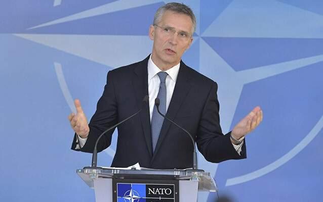 ستولتنبيرغ دعا روسيا لإنهاء حشدها العسكري داخل وبمحيط أوكرانيا فوراُ