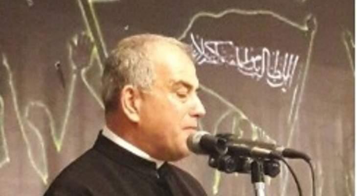 ابو كسم من حارة صيدا: مسؤولية الحفاظ على الوطن هي مشتركة بين كل الأفرقاء