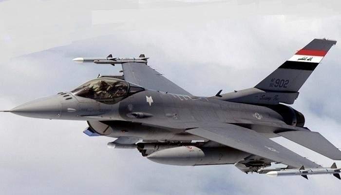 سلاح الجو العراقي نفذ ضربات جوية دقيقة ضد داعش بقيادة عمليات الأنبار