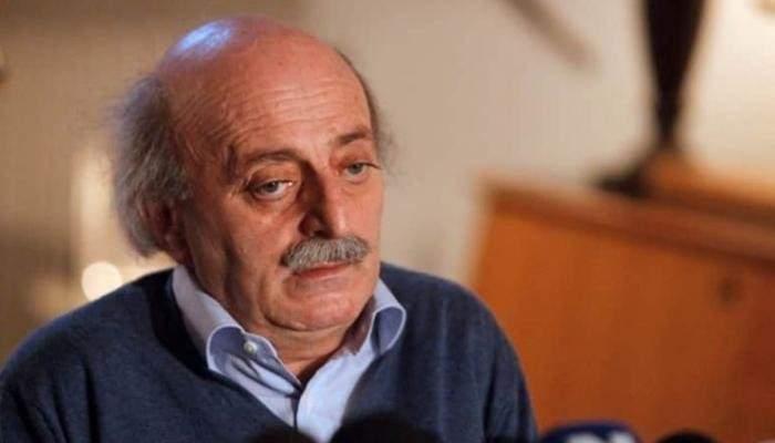 """جنبلاط: سنستمر بمواجهة التعطيل الشبيه بـ""""كورونا"""" رغم الخلل في الموازين"""