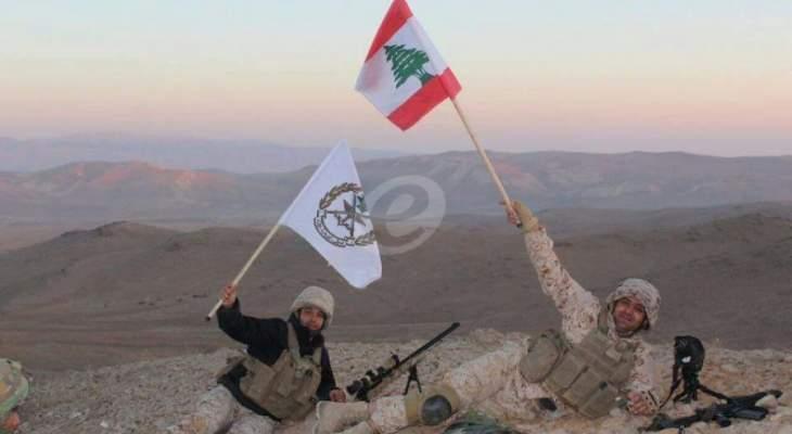 مصادر بريطانيا للشرق الأوسط: الجيش أثبت أنه قادر على حماية لبنان من الإرهاب