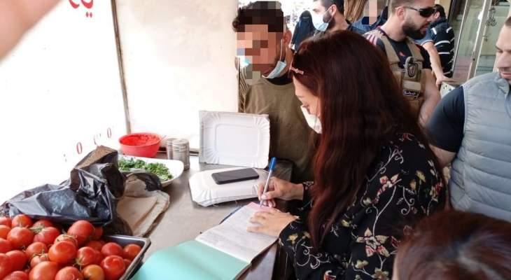 مراقبو بلدية بيروت داهموا ملحمة تتبع أساليب الغش الممنهج في بيع اللحوم