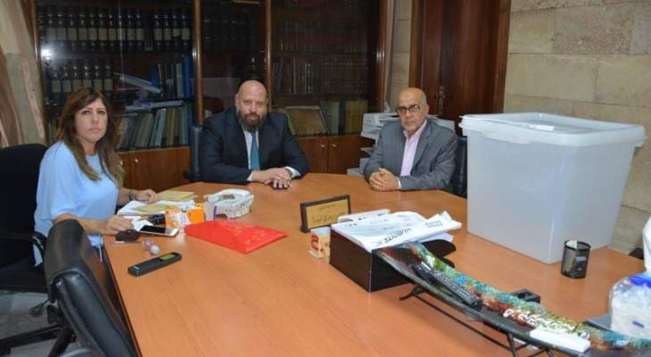 نهرا أعلن تأجيل جلسة انتخاب رئيس اتحاد بلديات الفيحاء
