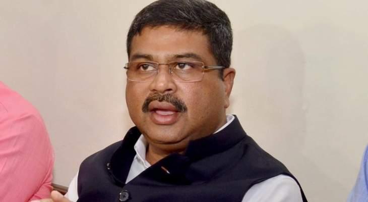 وزير النفط الهندي: نهدف لتشغيل نصف محطات الوقود المملوكة للدولة بالطاقة الشمسية