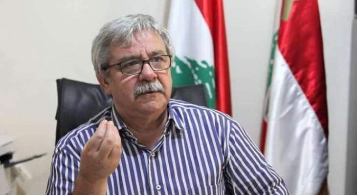 حنا غريب: الحزب الشيوعي اللبناني أطلق اليوم الموجة الثانية من الانتفاضة الشعبية