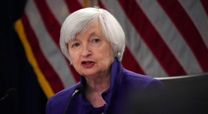 وزيرة الخزانة الأميركية طالبت برفع سقف الدين لتجنّب أزمة مالية تاريخية