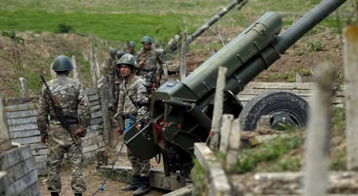 الدفاع الأذربيجانية: انطلاق التدريبات العسكرية المقررة في المنطقة القريبة من الحدود الأرمينية