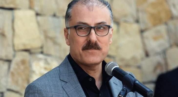 عبدالله: أمام أي استحقاق تشريعي أو إداري تظهر عوارض الورم السرطاني الطائفي