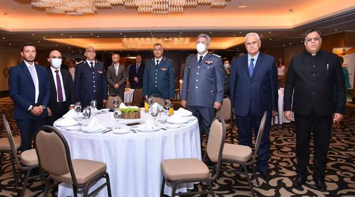 السفيرالهندي: علاقتنا مع لبنان ودية ووقفنا إلى جانبه وقت الحاجة