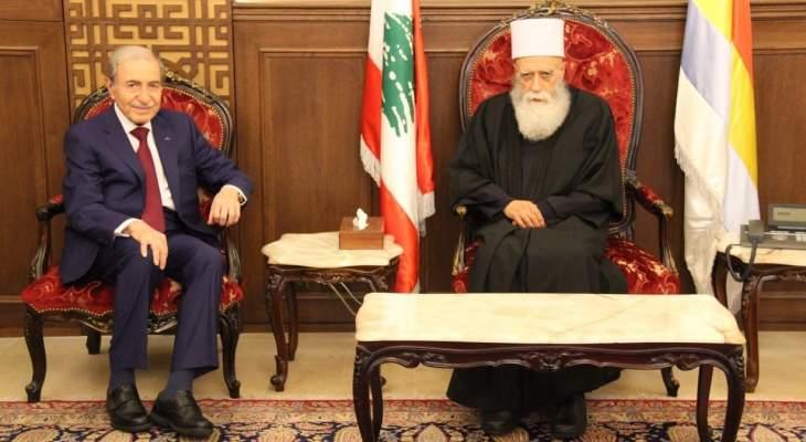 الشيخ نعيم حسن: لتشكيل حكومة انقاذية تعيد الثقة للوطن وابنائه