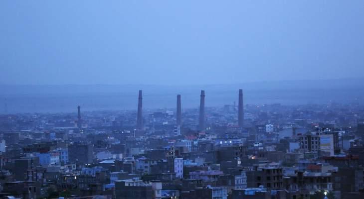 إعلام أفغاني: سقوط صواريخ على منطقة في كابول