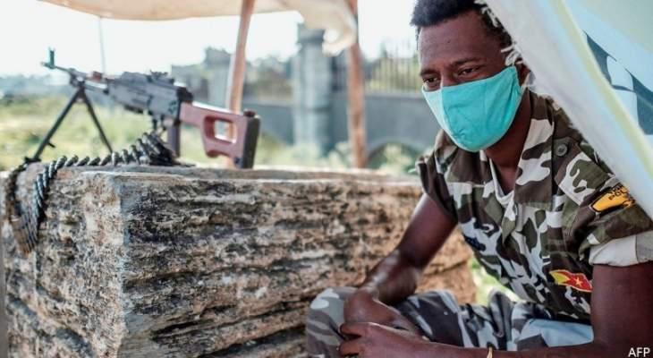 قائد قوات إقليم تيغراي الإثيوبي: أسقطنا طائرة تابعة للجيش الاتحادي وأسرنا قائدها