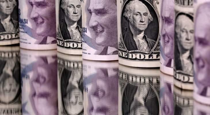 الليرة التركية تهبط إلى أدنى مستوى في تاريخها أمام الدّولار