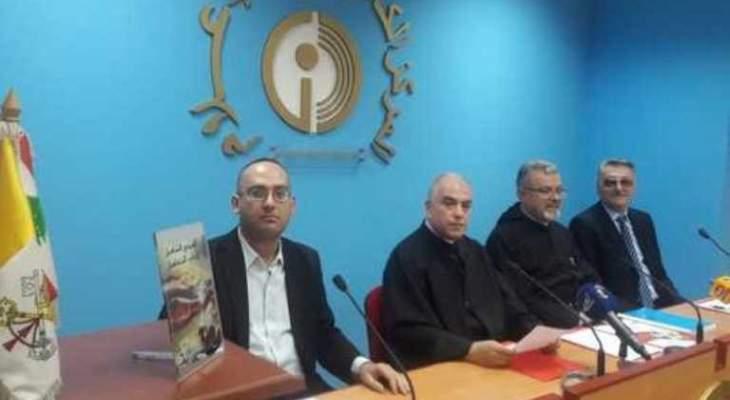 """ابو كسم: الكنيسة تقدر الفن بشرط ألا يكون """"مسخرة"""""""
