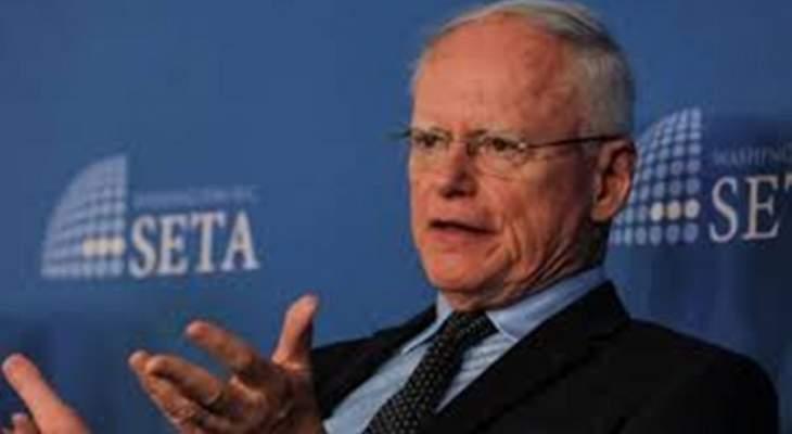 جيفري: التحالف الدولي يواصل عملياته في شمال شرق سوريا بالتنسيق مع روسيا