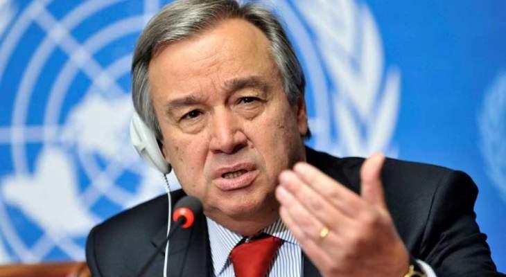 الأمم المتحدة: العالم لا يحتمل مواجهة في الخليج ويجب ضبط النفس