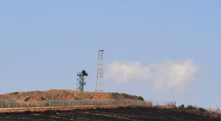 النشرة: الجيش الاسرائيلي أطلق قنابل مضيئة فوق سهل مرجعيون