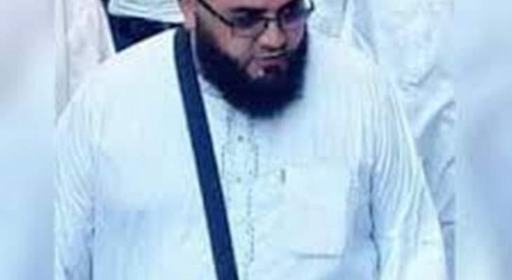 OTV: توقيف الشيخ أيمن خرما جاء بناء لاشارة القضاء المختص والقاضي قبلان