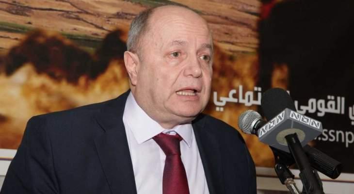 النشرة: الاثنين سيتم اخلاء سبيل الأسمر الذي سيقدم استقالته من رئاسة الاتحاد