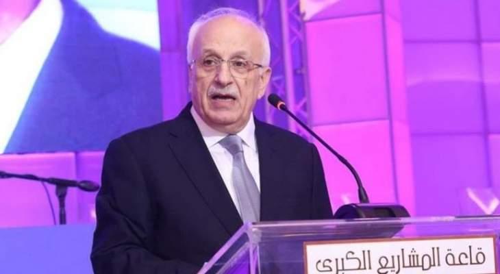 """ناجي: أهالي طرابلس عبروا عن رفضهم لـ""""تحالف الاقوياء"""" عبر مقاطعة الانتخابات"""