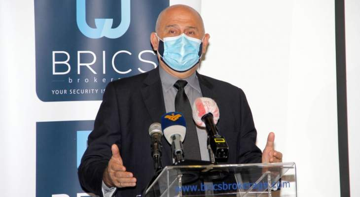 حب الله افتتح أكاديمية بريكس للتأمين الصناعي: الانتاج ركيزة الأمن الغذائي والصحي والاجتماعي