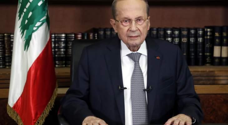 الرئيس عون دعا الحريري إلى بعبدا من أجل التأليف الفوري للحكومة: إذا وجد نفسه في عجز عليه أن يفسح في المجال أمام غيره