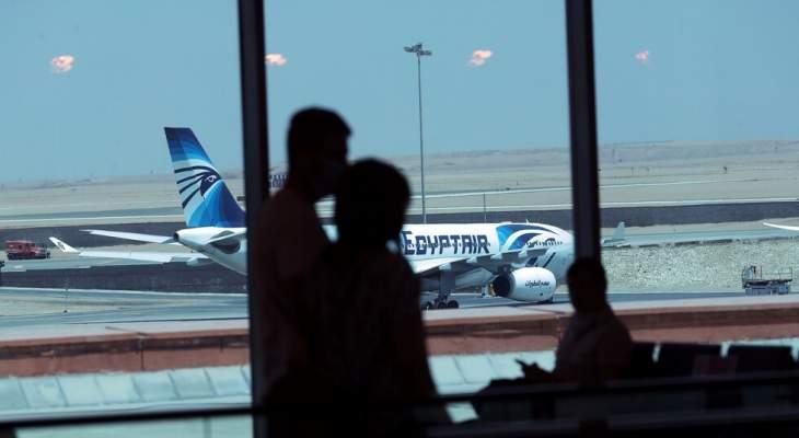 وزير الطيران المدني المصري: انتظام الحركة الجوية بين مطاري بيروت والقاهرة