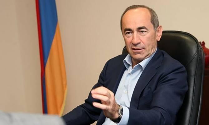 حزب كوتشاريان يعترض على نتائج الانتخابات التشريعية في أرمينيا