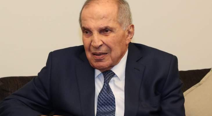 طعمه: لغة الأرقام والمعلومات التي بحوزتنا هي الأخطر في تاريخ لبنان