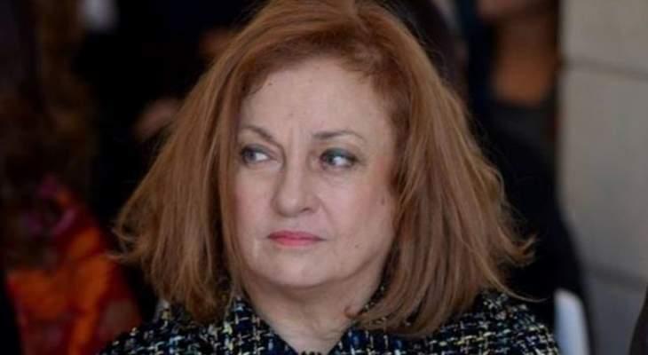 """""""الجديد"""": القاضية عون أبقت على هدى سلوم موقوفة على الرغم من قرار الترك"""