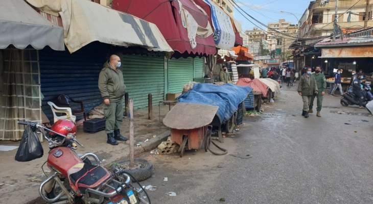 جولات فجائية لمراقبي مصلحتي الصحة وفوج حرس بيروت على المحال بالمدينة