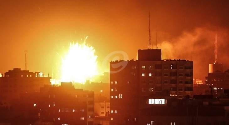المجلس الوزاري الإسرائيلي المصغر قرر استمرار العملية العسكرية في غزة