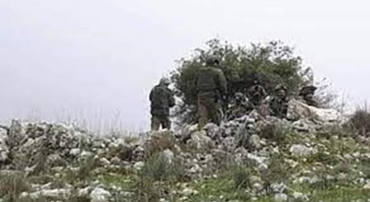 قوة إسرائيلية اجتازت السياج التقني في كروم الشراقي وتتفقد المنطقة المتنازع عليها
