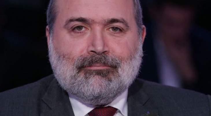 الفرد رياشي: لإعلان لبنان دولة فاشلة والذهاب لنظام جديد