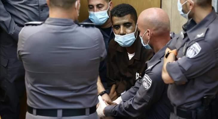 هيئة شؤون الأسرى: زكريا الزبيدي تعرض للضرب والتنكيل خلال عملية اعتقاله وأُصيب بكسور بفكه وأضلاعه