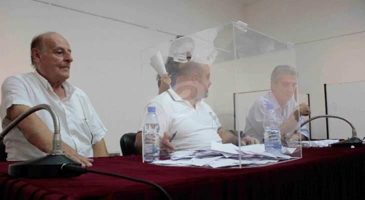 داوود رمال رفض انسحاب قصاص من عضوية نقابة المحررين: الميثاقية بالانتماء الى الوطن